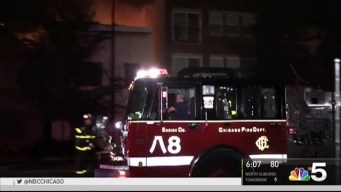 1 Dead, Dozens Displaced in String of Suspicious Fires