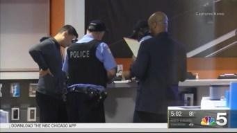 Police Investigate Smash-and-Grab Burglaries in Chicago's Loop