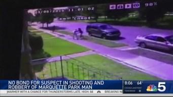 Bond Denied for Suspect in Shooting of Elderly Man