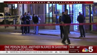2 Shot, 1 Fatally, in Chicago's Gold Coast