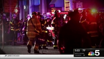 Chicago Reacts to NYC Explosion