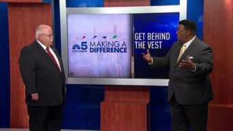 Making A Difference: Get Behind the Vest