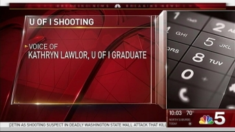 1 Dead, 4 Wounded in Shootings at the University of Illinois