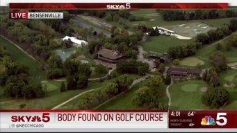 Body Found at Golf Course