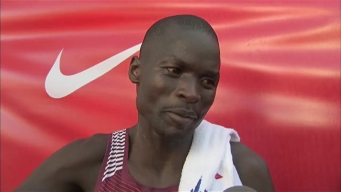 Finish Line Interview: Chicago Marathon Winner Abel Kirui