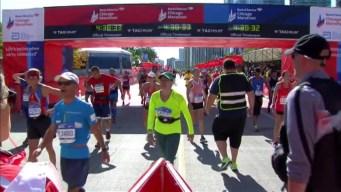 Chicago Marathon Finish Line 18: 4:36:01