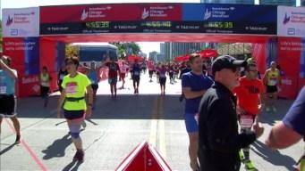 Chicago Marathon Finish Line 23: 4:53:24