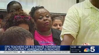 Chicago Teachers Strike Looms