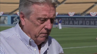 Former Cub Rick Monday Talks About Iconic Flag-Saving Moment