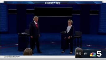 Candidates to Face Off in Final Presidential Debate