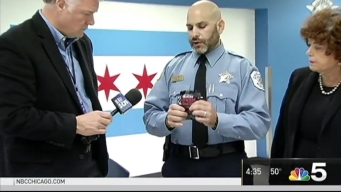 Chicago Police Hit Streets With New First Aid Kit