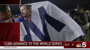 Cubs Owner Tom Ricketts Talks World Series