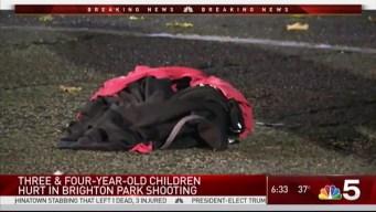 Children Among 3 Injured in Gas Station Shooting