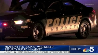 Police Search for Man Who Fatally Shot Railroad Security Guard