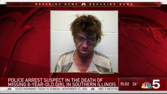 Man Arrested in Death of Missing Southern Illinois Girl