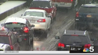 Officials Prepare for Winter Weather on Chicago-Area Roadways
