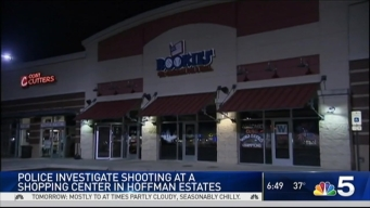 Man Found Shot Outside Northwest Suburban Shopping Center