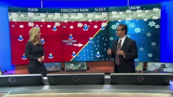 Rain, Sleet & Snow: A Precipitation Breakdown