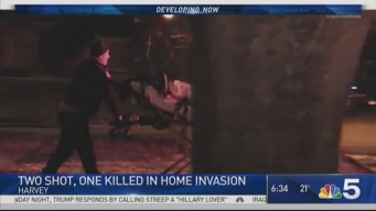1 Killed, 2 Injured in South Suburban Harvey Home Invasion