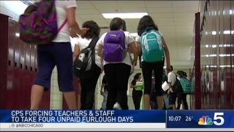 CPS to Force Staffers to Take 4 Furlough Days