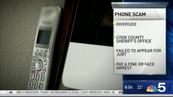 Phone Scammers Pretending to Be Sheriff's Official
