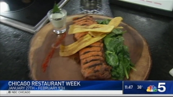 Tandoori Skirt Steak From Vermilion's Chef Rohini Dey