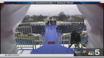 Final Preparations, Celebration Before Trump Inauguration
