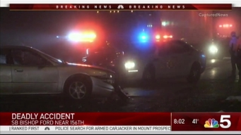 1 Dead in Hit-and-Run on Bishop Ford