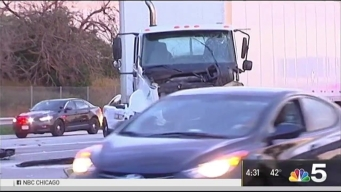 After Series of Accidents, Authorities Take Second Look at Busy Lake County Interchange
