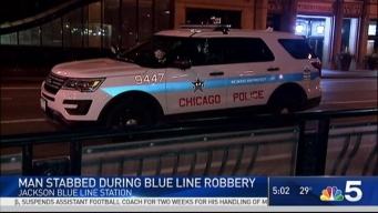 Man Beaten, Stabbed in Violent Blue Line Robbery