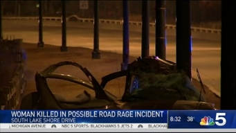 Road Rage May Have Led to Fatal Lake Shore Drive Crash: CPD