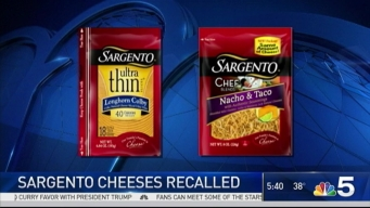 Sargento Recalls Cheese Over Possible Listeria Contamination