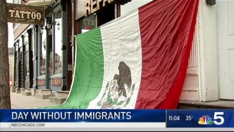 More Than 50 Chicago Businesses Close for 'Day Without Immigrants' Demonstrations