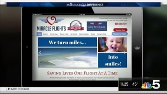 Teen Receives 'Miracle Flight' to Chicago for Medical Treatment