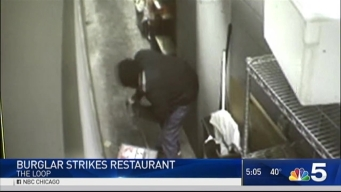 Loop Restaurant Owners on Edge After Burglary