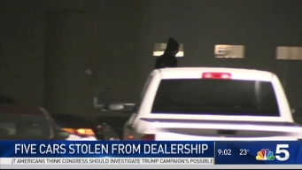 5 Cars Stolen From Dealership in Tinley Park