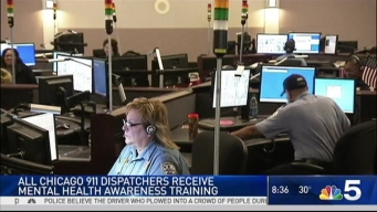 All 911 Dispatchers Trained in Mental Health Awareness