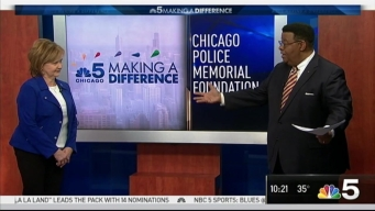 Chicago Police Memorial Foundation Takes Care of Its Own