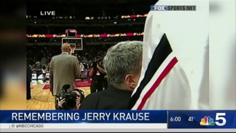 Former Bulls GM Jerry Krause Dies at 77