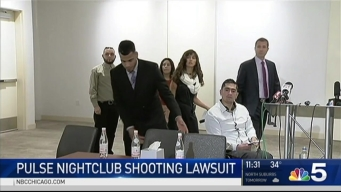 Pulse Nightclub Shooting Victims Sue Gunman's Employer, Wife