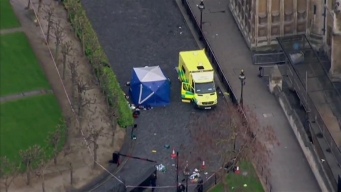 London Car Rampage, Stabbing Leave Attacker, 4 Others Dead