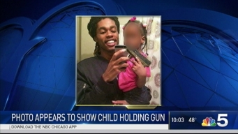 Selfie of Pistol-Toting Toddler Raises Questions For Police, Activist