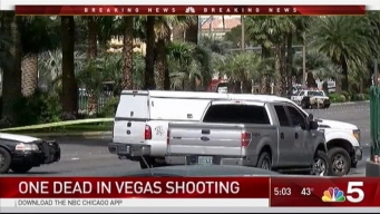 1 Dead in Las Vegas Strip Shooting