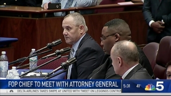 FOP Chief to Meet With Attorney General Sessions