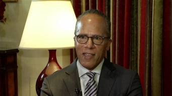 Lester Holt on Diversity at NBC Nightly News