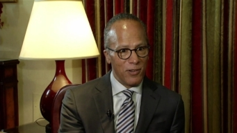 What Does Lester Holt Want to Be Called Instead of 'Grandpa?'