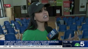 Comcast Cares Day Makes a Difference