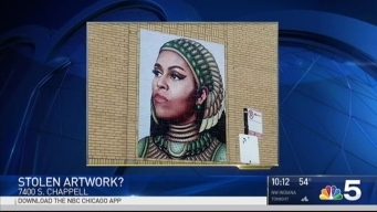Artists Quarrel Over Michelle Obama Mural