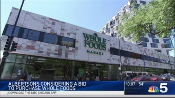 Albertson's Eyes Whole Foods For Takeover