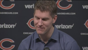 Ryan Pace Addresses Bears' Draft Philosophy